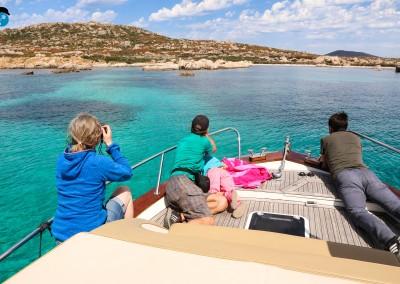 Escursione giornaliera, Un giorno intero nel mare dell'Asinara
