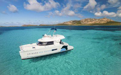 Novità del 2017, Escursioni Asinara Catamarano con Guida a bordo