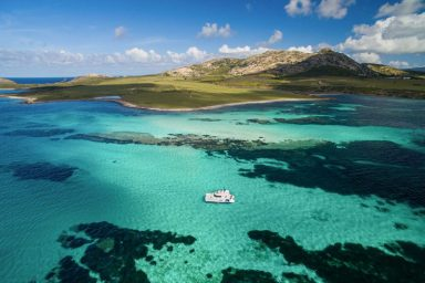 Full day guided tour, a whole day in the sea of Asinara