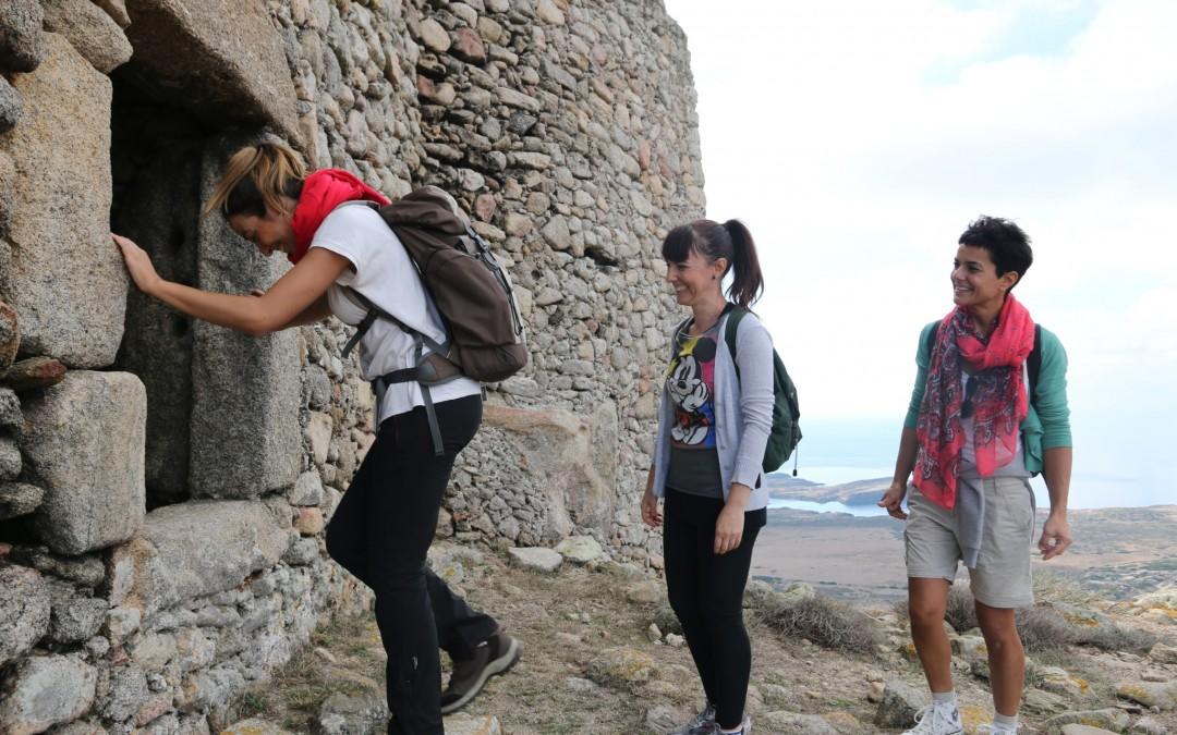 Trekking Asinara Sentiero del Castellaccio