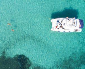 Noleggio Catamarano in Esclusiva Asinara