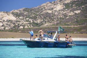 escursioni asinara catamarano snorkeling