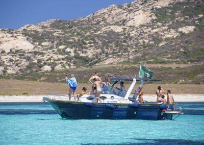 Escursione Asinara Sea Safari in Barca