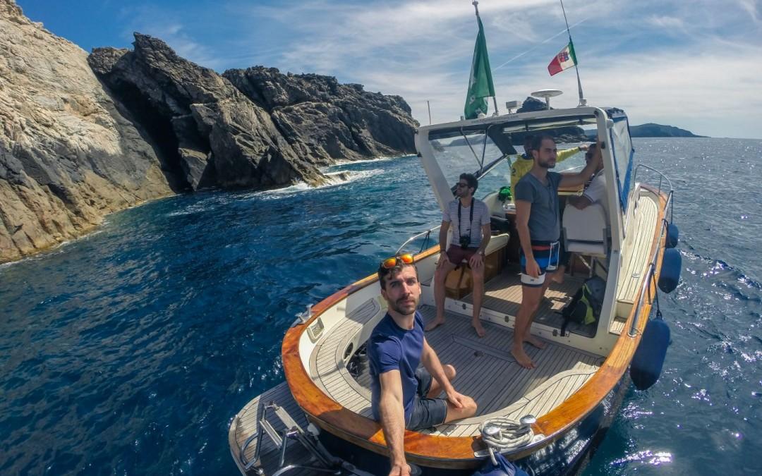 Escursione Sea Safari nel versante occidentale dell'Asinara.