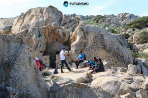 Cava di granito Parco Nazionale dell'Asinara
