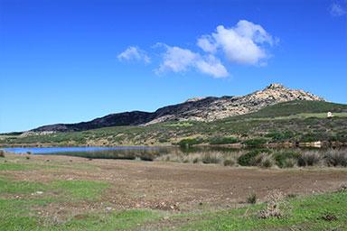 Trekking Asinara Sentiero dell'Acqua
