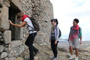 Trekking Asinara al castellaccio