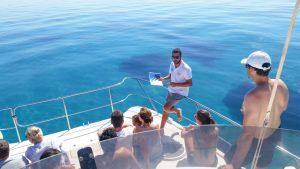 Escursioni Asinara Catamarano