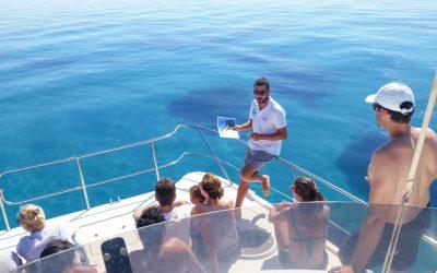 Un modo innovativo di vivere il mare Escursioni Asinara Catamarano