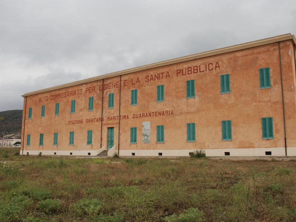 stazione sanitaria